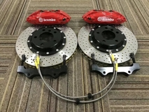 Genuine Brembo F50 Tesla Honda Civic FB FC FD Accord Performance Part > Brake System