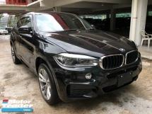 2015 BMW X6 M 3.0T M-SPORT UNREG