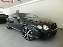 2014 BENTLEY CONTINENTAL GT 4.0 V8 MULLINER SPEC. Price NEGOTIABLE. Provide WARRANTY and After SALE Service V8 S.