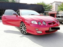 2000 HYUNDAI COUPE 2.0 New Paint Mazda Red Cash Only Nego