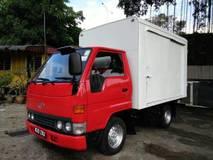 2001 Toyota Dyna  (1 ton)