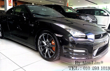 2013 NISSAN SKYLINE GTR35 PURE 3.8 (UNREG) By AlenLim