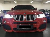 2015 BMW X4 BMW X4 M SPORT