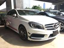 2013 MERCEDES-BENZ A-CLASS 1.6 AMG EDITION 1 BODY KITBI XENON LED LIGHT