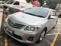 2013 TOYOTA ALTIS 1.8G (A) TIP TOP Condition