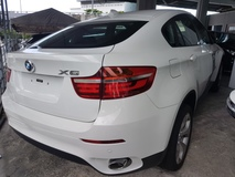 2014 BMW X6 40D TWIN TURBO (ACTUAL YEAR MAKE 2014)