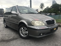 2005 NAZA RIA BLACK LIST ACCEPT TIP TOP CONDITION