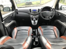 2015 HYUNDAI I10 LEATHER SEAT LOW MILLAGE FULL SEVICE REKOD LIKE NEW MONTHLY 290