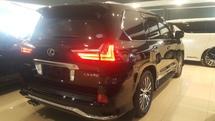 2016 LEXUS LX570  REPORT  PRINT Updated on April 12 2018 2016 Lexus LX570 5.7 SUV FULLY LOADED UNREG OFFER PRICE PL