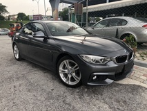2014 BMW 4 SERIES 420i M Sport Gran Coupe 2.0 Twin Power Turbo Sport Mode HUD Intelligent LED Power Boot