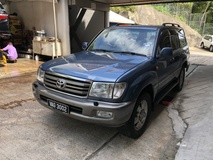 2006 TOYOTA LAND CRUISER VX Limited 4.2 Diesel Turbo 5 Seater Sunroof Airmatic