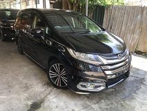 2014 HONDA ODYSSEY Absolute 2.4 I Vtec Unreg Leather Seat  Offer Offer
