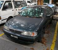 1999 NISSAN SENTRA 1.6L(A)