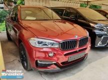 2015 BMW X6 3.0 50D M SPORT PANAROMIC ROOF REAR CAMERA