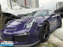 2016 PORSCHE 911 RS 4.0 NA UNREG PURPLE RAIN UK