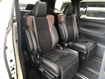 2017 TOYOTA ALPHARD 2.5 Type Gold Modelista GST Inclusive Automatic Power Boot Moon Sun Roof 7 Seat Half Leather Unreg