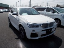 2015 BMW X4 M Sport 2.0 xDrive28i Unreg 3 Camera Power Boot Offer Offer