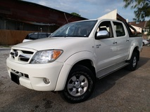 2007 TOYOTA HILUX 4WD KING NO OFF ROAD LIKE NEW CAR
