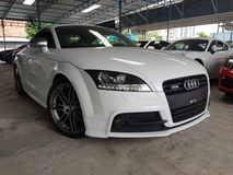 2013 AUDI TTS QUATTRO UK SPEC