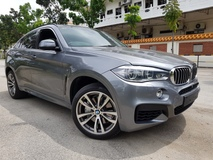 2015 BMW X6 M XDrive MSport