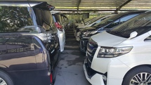 2016 TOYOTA ALPHARD 2016 Toyota Alphard 2.5 (A)SC HIGHT SPEC PROMO BEST PRICE PLS CALL 019 3839680 CHONG