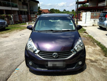 2015 PERODUA MYVI 1.3 X FULL Spec(AUTO)2015 Only 1 UNCLE Owner 33K Mileage TIPTOP with FULL Spec 2 AIRBEG