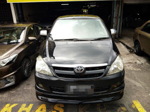 2006 TOYOTA INNOVA 2.0 G FULL Spec(AUTO)2006 Only 1 UNCLE Owner 97K Mileage with DVDGPSREVERSE Cam 2 Airbeg