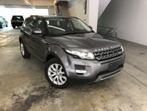 2015 LAND ROVER EVOQUE 2.0 Si4 Prestige 9 Speed Unreg Panoramic Roof 5 Camera Meridian Power Boot Memory Seat No GST