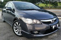 2011 HONDA CIVIC 2.0 (A) iVTEC TIP TOP LIKE NEW