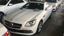 2014 MERCEDES-BENZ SLK SLK200 BLUE EFFICIENCY SPORTS