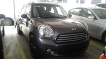 2013 MINI Countryman Crossover