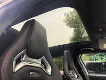 2014 MERCEDES-BENZ A-CLASS A45 AMG Sport 2.0 Turbocharge 4MATIC Panoramic Roof 2 Memory Recaro Seat Body Kit Paddle Shift Unreg