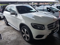 2018 MERCEDES-BENZ GLC 200 250 NEW CAR CONDITION WITH GST INCLUDE (ACTUAL YEAR MAKE 2018)