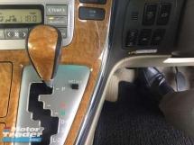 2007 TOYOTA ALPHARD 3.0 MZG Fullspec 2008 Sunroof Power Boot