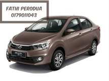 2018 PERODUA BEZZA Premium X Auto