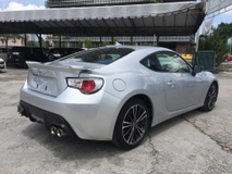 2014 TOYOTA 86 GT LIMITED EDITION