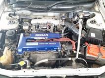 1996 NISSAN AD RESORT NISSAN SR16 NEO TWINCAM 16V ENGIVE TIPTOP