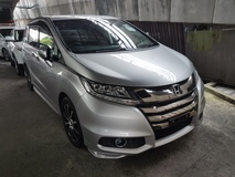 2013 HONDA ODYSSEY 2.4 ABSOLUTE (ACTUAL YEAR MAKE 2013) WITH GST
