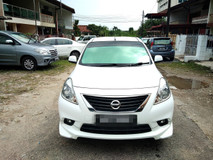 2013 NISSAN ALMERA 1.5 V FULL Spec(AUTO)2013 Only 1 LADY Owner 45K Mileage TIPTOP ACCIDENTFree DIRECTOwner