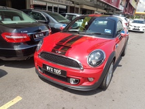 2013 MINI COUPE ABSOLUTE SPEC 2.4 (ACTUAL YEAR MAKE 2013) GST INCLUDE