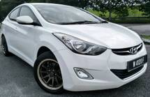 2014 HYUNDAI ELANTRA 1.6(A) FULL SPEC TIP TOP LIKE NEW