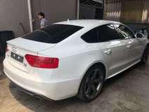2013 AUDI A5 Black Edition