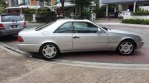 1997 MERCEDES-BENZ CL CL500