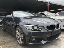 2014 BMW 4 SERIES 428i M Sport Convertible Coupe NO GST