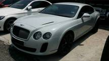 2010 BENTLEY CONTINENTAL SUPER SPORT 5.0
