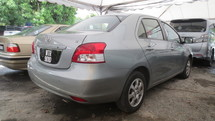 2010 TOYOTA VIOS RAYA OFFER 1.5 E SPEC FULL LOAN