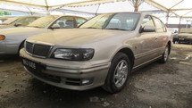2000 NISSAN CEFIRO EXIMO FACELIFT V6 VIEW TO BELIEVE