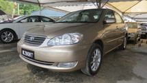 2006 TOYOTA ALTIS 1.8 G (A) FACELIFT