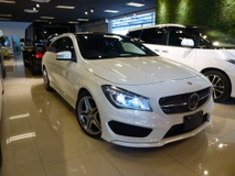 2016 MERCEDES-BENZ CLA 180 AMG Shooting Brake Wagon Fully Loaded. Price NEGOTIABLE. Provide Highest LOAN. Provide WARRANTY.