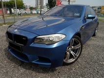 2012 BMW M5 V8 Twin Turbo Limited Edition